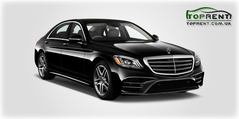 Прокат и аренда авто Mercedes-Benz S-class W222 - фото 1   TOPrent.com.ua
