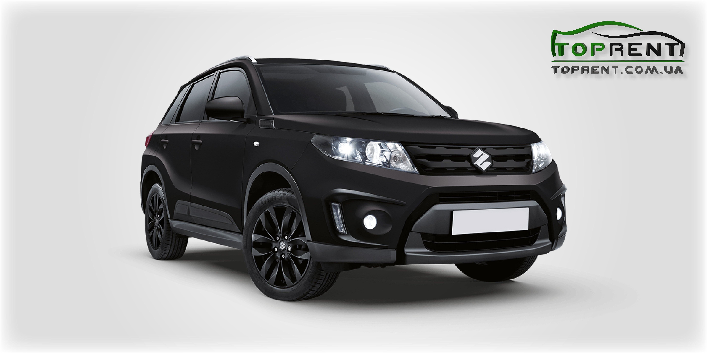 Прокат и аренда авто Suzuki Vitara 2017 - фото 1 | TOPrent.com.ua