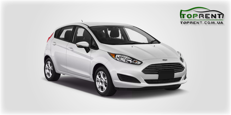 Прокат и аренда авто Ford Fiesta 2013 - фото 1 | TOPrent.com.ua