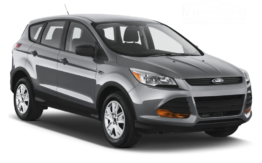 Ford Kuga (Escape) 2015