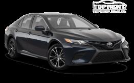 Toyota Camry xv70 2018